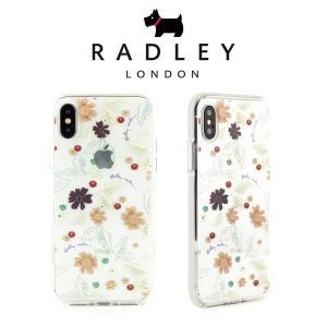 ラドリー RADLEY BUMPER iPhone X/XS Case FLORAL アイフォン ケ...