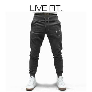 リブフィット LIVE FIT Athlete Joggers スウェットパンツ ジョガー パンツ メンズ 筋トレ ジム ウエア スポーツウェア 正規品[衣類] ssshop