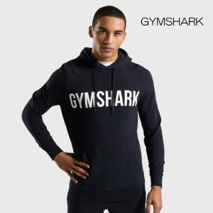 ジムシャーク Gymshark BOLD HOODIE BLACK パーカー スウェット トレーナー...