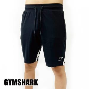 ジムシャーク Gymshark BOLD SHORTS BLACK ショートパンツ ハーフパンツ メ...