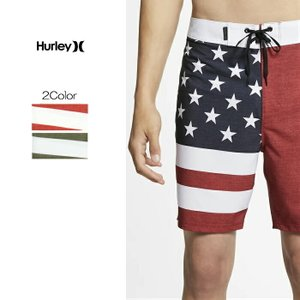 Hurley ハーレー ファントム パトリオット ボードショーツ サーフパンツ メンズ 水着 海パントランクス[衣類]|ssshop