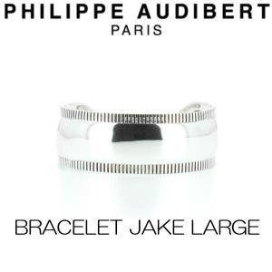 フィリップ オーディベール Philippe Audibert BRACELET JAKE LARGE ブレスレット・ジェイク・ラージ PhilippeAudibert レディース[アクセサリー]|ssshop