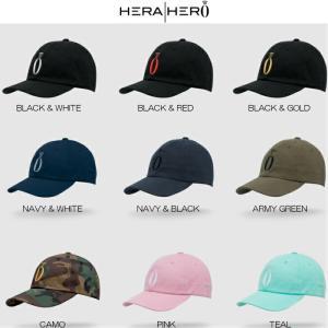 ヘラヒーロー HERA x HERO HERO DAD HAT キャップ スナップバックキャップ メンズ ジムウェア スポーツウェア 筋トレ[帽子]|ssshop