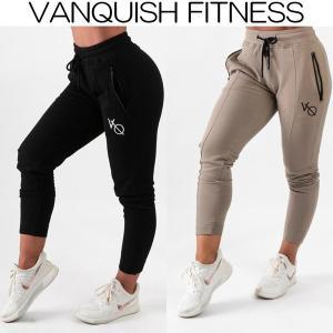 ヴァンキッシュ フィットネス VANQUISH FITNESS ESSENTIAL SWEATPANTS スウェットパンツ ジョガー パンツ レディース ヨガ yoga 筋トレ ジム ウエア スポーツウ|ssshop