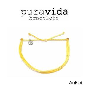 puravida bracelets プラヴィダ Lemonade Stand Anklet レモネードスタンド アンクレット pura vida メンズ レディース ssshop