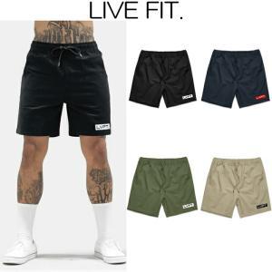 リブフィット LIVE FIT Lifestyle Shorts ショートパンツ ハーフパンツ ショーツ 短パン メンズ 筋トレ ジム ウエア スポーツウェア 正規品[衣類] ssshop