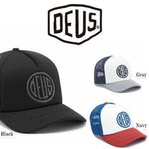 DeusExMachina デウスエクスマキナ メッシュキャップ 帽子 キャップ スナップバック PILL TRUCKER Deus Ex Machina[帽子]|ssshop