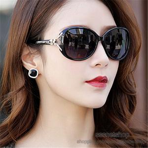 サングラス レディース メガネ カラーレンズ ファッション メラニンサングラス 女性用 UVカット 薄い色 レディース 安い 紫外線カット【sssnetshop】|sssnetshop