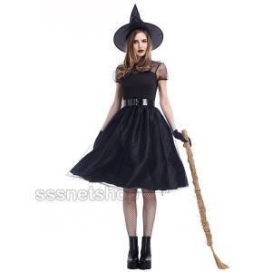 ハロウィン 吸血鬼 魔女 巫女 Halloween ハロウィン  コスプレ レディース コスチューム 大人 仮装 ハロウィーン 衣装仮装 ハロウィン衣装 sssnetshop