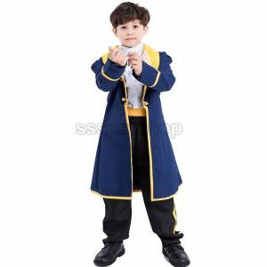 Halloween ハロウィン コスチューム 仮装 子供用 キャラクター 王子 ステージ ボクシング cosplay アメリカン風 子供キッズ sssnetshop