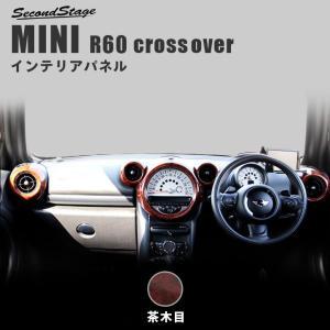 今だけ10%OFF MINI クロスオーバー R60 ダクトパネル / 内装 カスタム パーツ セカンドステージ 日本製|sstage