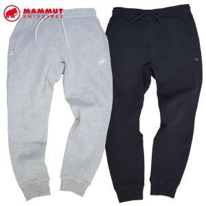 MAMMUT マムート スウェットパンツ メンズ ジョガーパンツ Sweat Pants ロングパン...