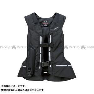 【無料雑誌付き】hit air エアバッグ ST-C(ブラック) サイズ:L ヒットエアー|st-ride