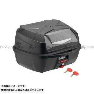【無料雑誌付き】KAPPA ツーリング用ボックス モノロック トップケース K43(ブラック) カッパ st-ride