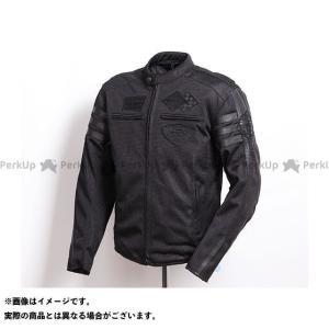 【無料雑誌付き】DEGNER ジャケット 2021春夏モデル 21SJ-10 メッシュジャケット(ブラック) サイズ:2XL デグナー|st-ride