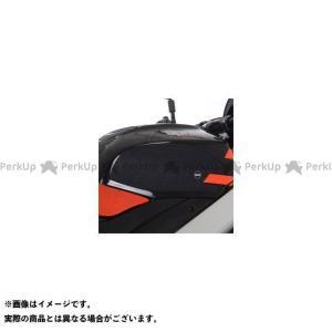 【無料雑誌付き】R&G その他のモデル タンク関連パーツ トラクションパッド ブラック アールアンドジー st-ride