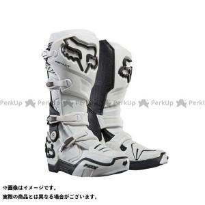FOX インスティンクト 2.0 ブーツ カラー:ホワイト サイズ:9/26.5cm st-ride