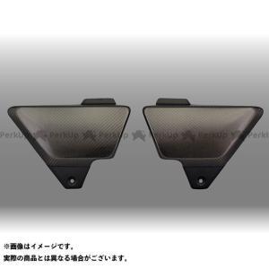 FORCE DESIGN カーボンサイドカバー カラー:綾織りカーボン 仕様:立体エンブレム無し CB1100EX
