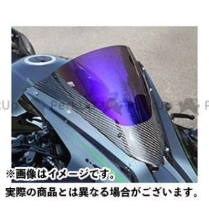 Magical Racing カーボントリムスクリーン 材質:綾織りカーボン製 カラー:スーパーコート H2