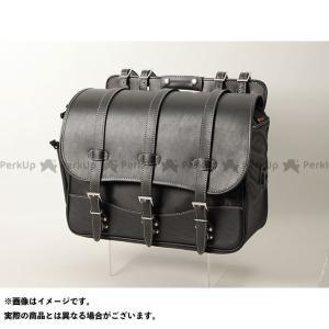 【無料雑誌付き】DEGNER ツーリング用バッグ NB-125 ナイロンサドルバッグ(ブラック) デグナー st-ride