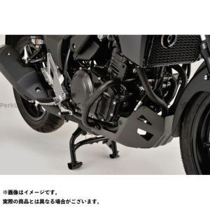【無料雑誌付き】DAYTONA Vストローム250 エンジンガード パイプエンジンガード Lower(マットブラック) デイトナ st-ride