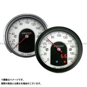 【無料雑誌付き】motogadget 汎用 スピードメーター モトスコープ ティニー ブラック モトガジェット|st-ride