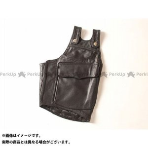 【無料雑誌付き】DEGNER パンツ CH-6 本革ヒートガード 右足用(ブラック) サイズ:フリー デグナー|st-ride