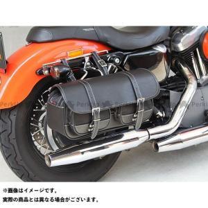 デグナー ツーリング用バッグ NB-44 マフラー側ナイロンサドルバッグ(ブラック)  送料無料 D...
