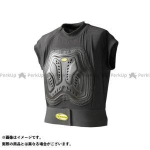 【無料雑誌付き】DEGNER ボディプロテクター 【特価品】 PS-4 プロテクターベスト(ブラック) サイズ:XL デグナー|st-ride