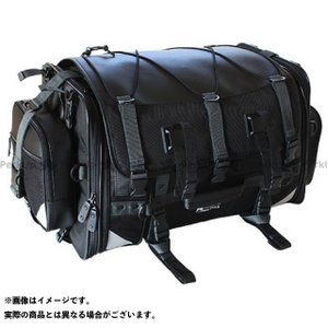 TANAX MOTO FIZZ キャンピングシートバッグ2 カラー:ブラック