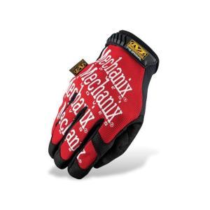 MECHANIX WEAR Original Glove カラー:レッド サイズ:S