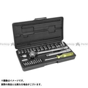 ESR-328 差込角:6.35・9.5mm (9.5mm差込角)ラチェットハンドル・エクステンショ...