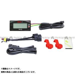 【無料雑誌付き】KOSO グロム 温度計 Mini3デジタル ヘッド温度計 コーソー|st-ride