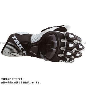 RS TAICHI NXT052 GP-WRX レーシンググローブ カラー:ホワイト/ブラック サイズ:XL st-ride