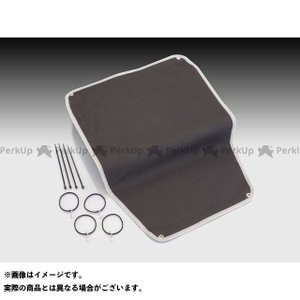 【無料雑誌付き】KITACO ホンダ汎用 ツーリング用カバー バスケットカバー キタコ|st-ride