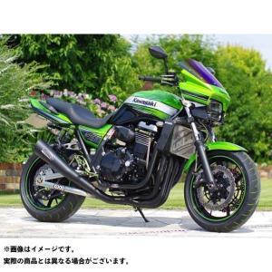 【無料雑誌付き】Grazy ZRX1100 ZRX1200ダエグ ZRX1200R マフラー本体 LOUDEX(ラウデックス) ステンレス エキゾー…|st-ride