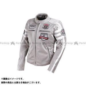 【無料雑誌付き】DEGNER レディースアパレル 2020春夏モデル FR20SJ-12 レディースメッシュジャケット(グレー) サイズ:L デグナー|st-ride