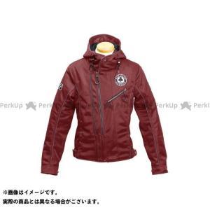ACECAFE LONDON ジャケット 2020春夏モデル SS2001MJ メッシュW2 フーデッドジャケット バーガンディー …の商品画像|ナビ
