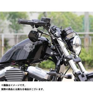 【無料雑誌付き】GLEAMING WORKS スポーツスター XL1200X フォーティエイト ハンドル関連パーツ G.W コンフォートバー for… st-ride
