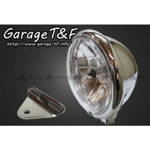 V-TWIN MAGNA Vツインマグナ ライト:スチール製 ヘッドライトステー(タイプA):ステン...