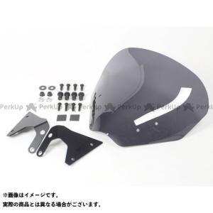 SP武川 スクリーンキット ショートタイプ(スモーク) GROM