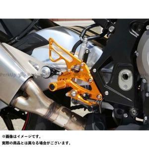 BABYFACE バックステップキット カラー:ゴールド S1000RR st-ride