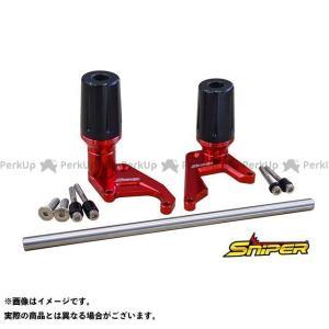 【無料雑誌付き】SNIPER CBR250RR スライダー類 CBR250RR MC51 エンジンスライダー 赤 スナイパー st-ride