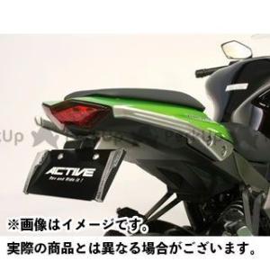 ACTIVE ニンジャ1000・Z1000SX Z1000 フェンダー フェンダーレスキット(ブラッ...
