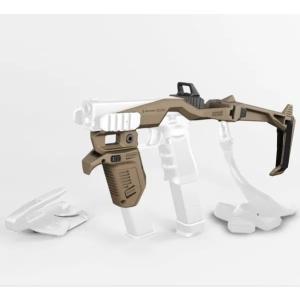 リカバータクティカル グロック用  スタビライザーキット TAN 20/20BT & MG9マガジンホルダー   Recover Tactical GLOCK|stad