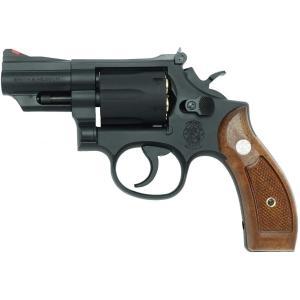 タナカ S&W M19 2.5インチ HW Ver.3 モデルガン 7mmモデルガンキャップ2箱付属|stad
