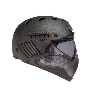 WARQ ヘルメット ラプター 【OD RAPTOR】|stad