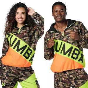ヨガウェアZUMBA ズンバ ウェア ダンスウェアフフィットネスダンスブラ 夏ウェア エアロビクスウエアスポーツウェアレディース ヨガトップストレーニングa-195