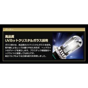 【送料無料】最新55W専用設計 高性能薄型スリムバラストを採用!安定性&高輝度 55W H4 HI/LO切替 6000K HIDキット|stakeholder|04
