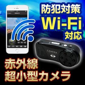 (Wi-Fi対応/スマホでアクセス可能)超小型モデル WiF...